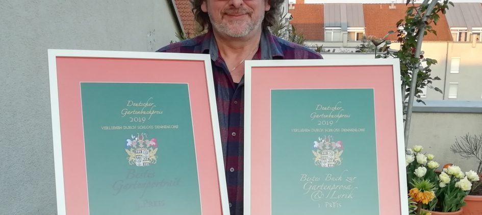 Gartenbuchpreise Barlage 2019